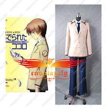 Angel Beats! SSS School Boy Uniform Cosplay Costume Custom Made C0024