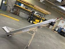 Ppe Conveyor Pci-128 Heavy Duty Incline Conveyor