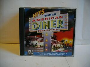 Hits From an American Diner Vol 2 No 3