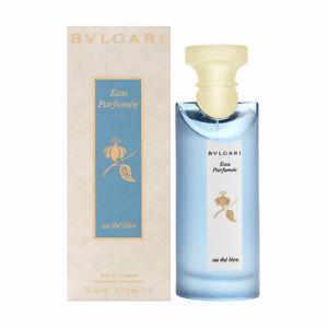 Bvlgari Eau Parfumee Au The Blue Edc Eau de Cologne Spray Unisex 75ml 2.5fl.oz