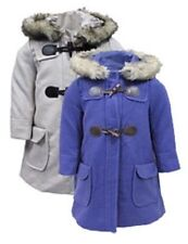 Girls' Duffle Coat Casual Coats, Jackets & Snowsuits (2-16 Years) with Hooded