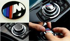 BMW I-drive 3d gel sticker decal emblem badge logo multimedia control sport M