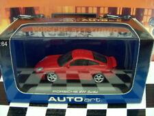 AUTOart  PORSCHE 911 TURBO NEW IN BOX 1:64 SCALE