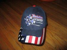 USAF THUNDERBIRDS HAT Air Force Demonstration Squadron Patriotic Star Stripe Cap