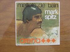 Autocollant Sticker ARENA MARK SPITZ MAILLOTS DE BAIN