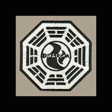 """LOST Dharma Initiative Embroidered patch """"Flames"""""""