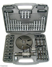 NEW HARMONIC BALANCER REMOVER / INSTALLER SET - puller, heavy duty, pulley, tool