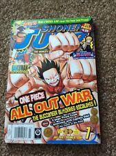 Shonen Jump july 2010 issue 07 * 7 * bleach naruto yugioh one piece manga
