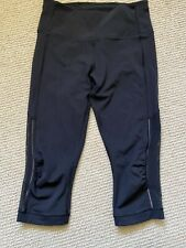Lululemon Cropped Leggings Size 6, Uk 10