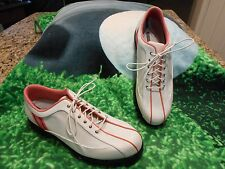 Womens Callaway Golf shoes SZ 9M Excellent cond Ladies CALLAWAY Pink & White W@W