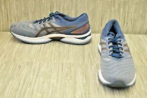 ASICS Gel Nimbus 22 1011A685 Running Shoes, Men's Size 14(2E), Blue