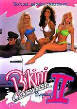 The Bikini Carwash Company II - 1993 - Kristi Ducati - RARE / NEW / SEALED