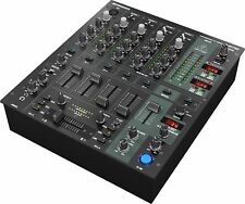 Behringer DJ PRO DJX750 Mixer DJ 5 Channels with effects and counts BPM