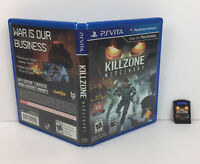 Killzone: Mercenary (Sony PlayStation Vita, USA copy) PS Vita - Fast Shipping