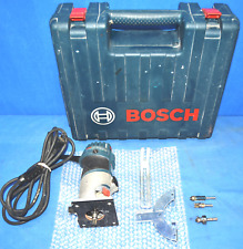 Bosch 1 HP 5.6 Amp Colt Electronic Variable-Speed Palm Router PR20EVS