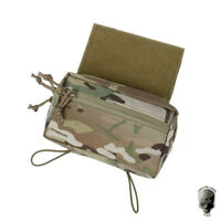TMC Tactical Dump Pouch Drop Pouch for MCR Vest Hook and Loop Airsoft Military