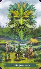 Green Witch Tarot Deck by Ann Moura