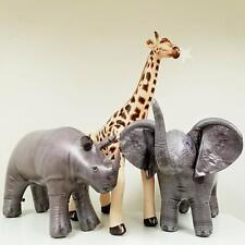 Jet Creations Safari 3 Pack Elephant Giraffe Rhino Great for Pool