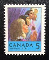 Canada #502 Untagged MNH, Christmas - Children Praying Stamp 1969