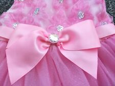 DRESS  FOR BABY FORMAL WEAR OR PARTY/BABY SHOW DRESS (WEDDING)