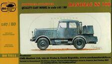 HANOMAG TRACTEUR DU MISSILE V 2 - Kit CMK 1/87 n° HOV014