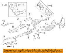 GM OEM Exhaust-Converter & Pipe Stud 11546770