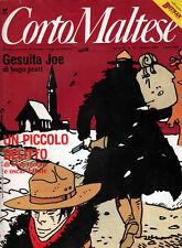 rivista CORTO MALTESE Anno 9 Nr. 10 + inserto BATMAN YEAR TWO - RCS
