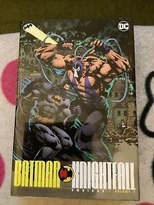 Batman: Knightfall Omnibus Vol. 1 by Chuck Dixon (Hardcover, 2017) O.O.P