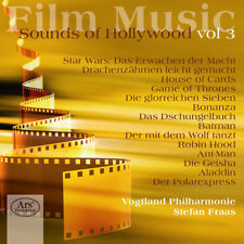 Film Music: Sounds of Hollywood, Vol. 3 [New SACD]