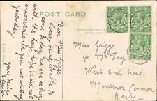 Miss Griggs. C/o Mr Day, West End Road, Mortimer Common, Berks - Eleanor  QR890