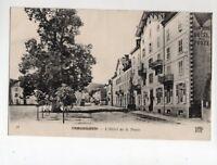 GERARDMER - L'Hôtel de la Poste   (J1414)