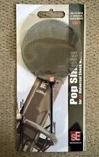 SE Electronics Microphone Metal Pop Filter Shield For SE Universal Shock Mount