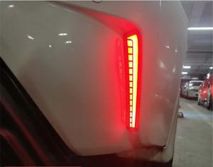For 2020 Toyota Corolla LED Rear Fog Light Tail Bumper Light Sets