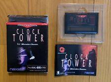 Clock Tower Wonderswan Japan HUMAN WS Naxat Portable Bandai A