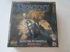 Descent 2.Edition  - Schloss Rabenfels Erweiterung  - Neu & Ovp