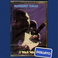"THE ROBERT CRAY BAND "" I WAS WARNED "" MUSICASSETTA SIGILLATA (K7- MC)"