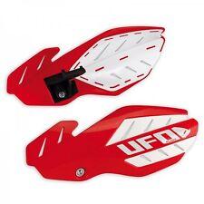 UFO Flame Handguards Honda CRF 250 450 (12-16) Red 4678