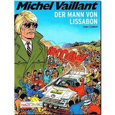 Michel Vaillant 45 Der Mann von Lissabon ZACK Jean Graton RENNFAHRER COMIC 60er
