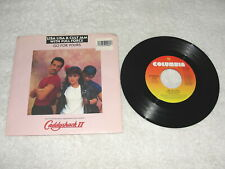 """Lisa Lisa & Cult Jam """"Go For Yours"""" 45 RPM, 7"""", 1988 Synth-Pop, Nice NM!, +P/S"""