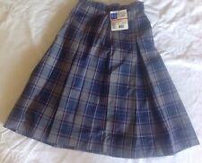 NWT Royal Park School Uniform Style 134 Color 53 Size 8 Teen Long Skirt
