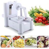 Slicer Cutter Chopper Spiralizer Shred for Vegetable Fruit Twister Peeler Spiral
