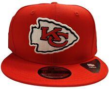 New Era 9FIFTY Team NFL Kansas City Chiefs Basic Snapback Hat (11872990)