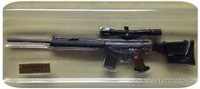 FUSIL HK PSG-1 1973 mIniatura plomo armas de fuego