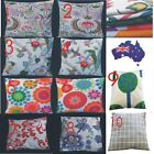 Cotton Linen Cushion Cover Pillow Case Home Decor 45 X45 to 65 X 65CM