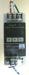 Omron  S8VS-12024B/ED2  Power Supply