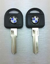1 BMW KEY BLANK FIT FOR SERIES 3 5 7 E30 E12 E21 E23 E24 E28 M3 M5