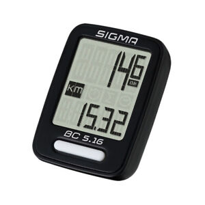 New Packaged Sigma BC5.16 Road Bike / MTB Cycle Computer
