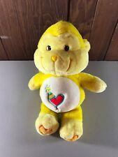 Care Bear Cousins Monkey, yellow monkey, Playful Heart Monkey, yellow care bear