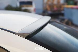 OE Style Window Spoiler For 2006-2011 Honda Civic 8TH GEN FD1 FD2 (UNPAINTED)
