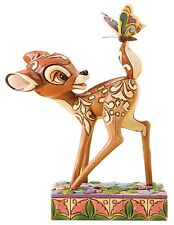 Disney Traditions Wonder of Spring Bambi Deer Figurine Ornament 12cm 4010026